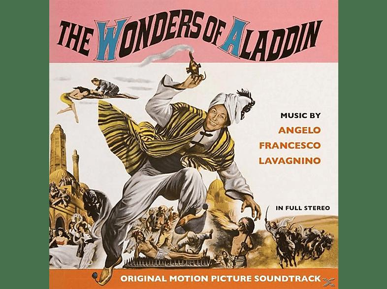 Angelo Francesco Lavagnino - The Wonders Of Aladin [CD]