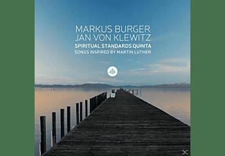 Burger, Markus / Klewitz, Jan Von - Spiritual Standards-Songs Inspired By Martin  - (CD)
