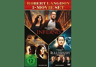 The Da Vinci Code - Sakrileg / Illuminati / Inferno DVD