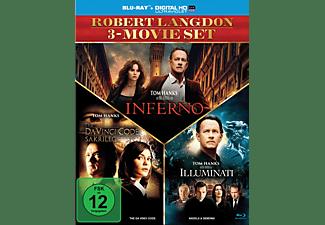 The Da Vinci Code - Sakrileg / Illuminati / Inferno Blu-ray