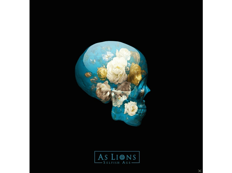 As Lions - Selfish Age [CD]
