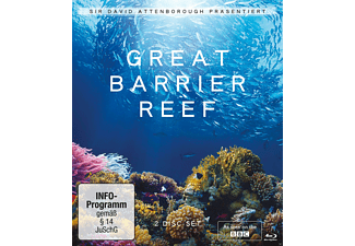 David Attenborough: Great Barrier Reef Blu-ray
