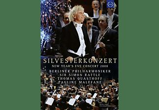 Pauline Malefane, Thomas Quasthoff, Berliner Philharmoniker - Silvesterkonzert 2008-Gala Aus Berlin  - (DVD)