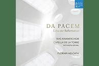 Florian Helgath, Rias Kammerchor, Capella De La Torre - Da Pacem: Echo der Reformation in der Musik [CD]