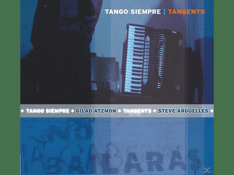 Tango Siempre - Tangents [CD]