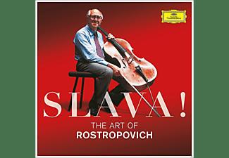 Mstislav Rostropovich, VARIOUS - Slava!-The Art Of Rostropovich  - (CD)