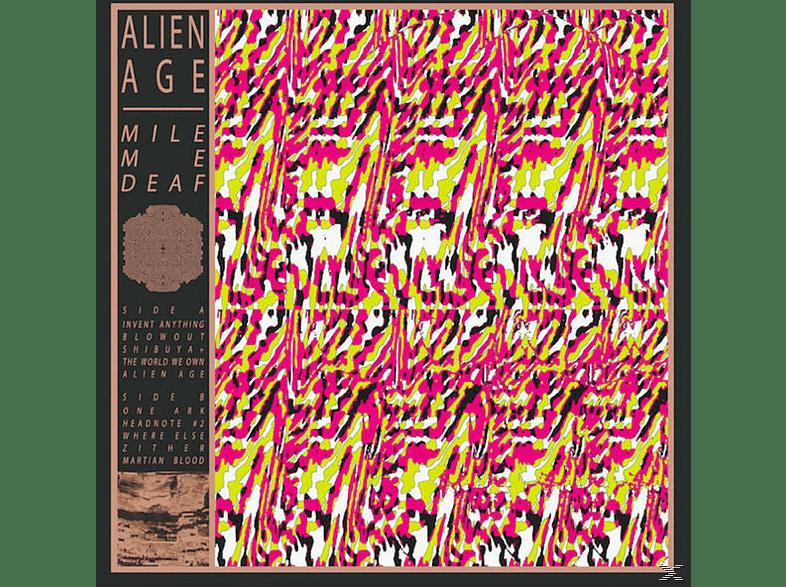 Mile Me Deaf - Alien Age [CD]