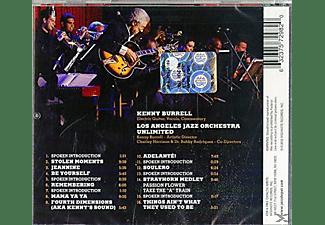 Kenny Burrell - Unlimited 1  - (CD)
