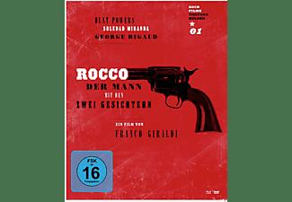 Rocco - Der Mann mit den zwei Gesichtern (Westernhelden #1) Blu-ray + DVD