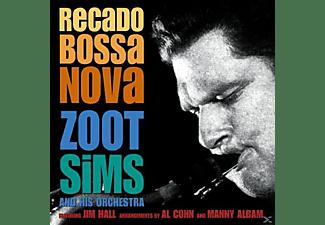 Zoot His Orchestra Sims - RECADO BOSSA NOVA  - (CD)