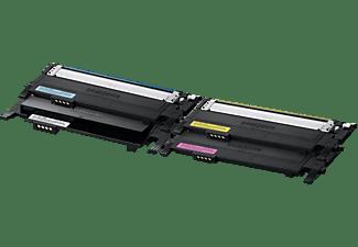 SAMSUNG CLT-P406C Original Toner Schwarz/Cyan/Magenta/Gelb (CLT-P406C/ELS)