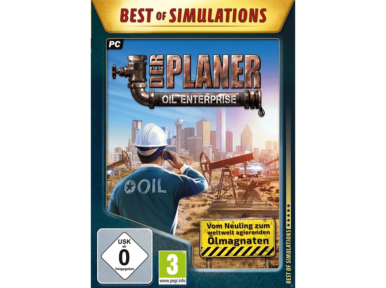 Der Planer: Oil Enterprise (Best of Simulations) [PC]