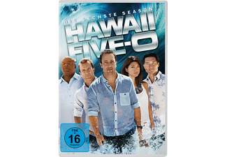 Hawaii Five-0 - Season 6 DVD