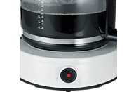SEVERIN KA 4494 Kaffeemaschine Weiß/Schwarz