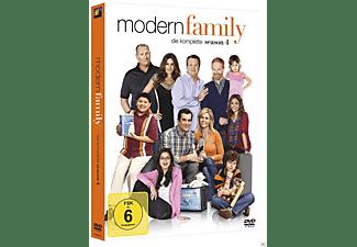 Modern Family - Staffel 4 DVD