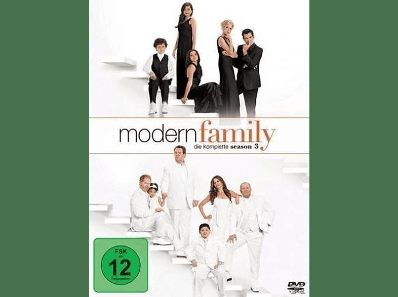 Modern Family - Staffel 3 [DVD]