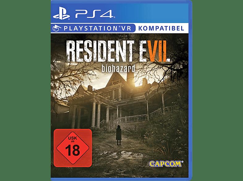 Resident Evil 7 biohazard [PlayStation 4]