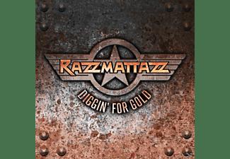 Razzmattazz - Diggin' For Gold  - (CD)