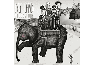 Bloodgroup - Dry Land  - (CD)