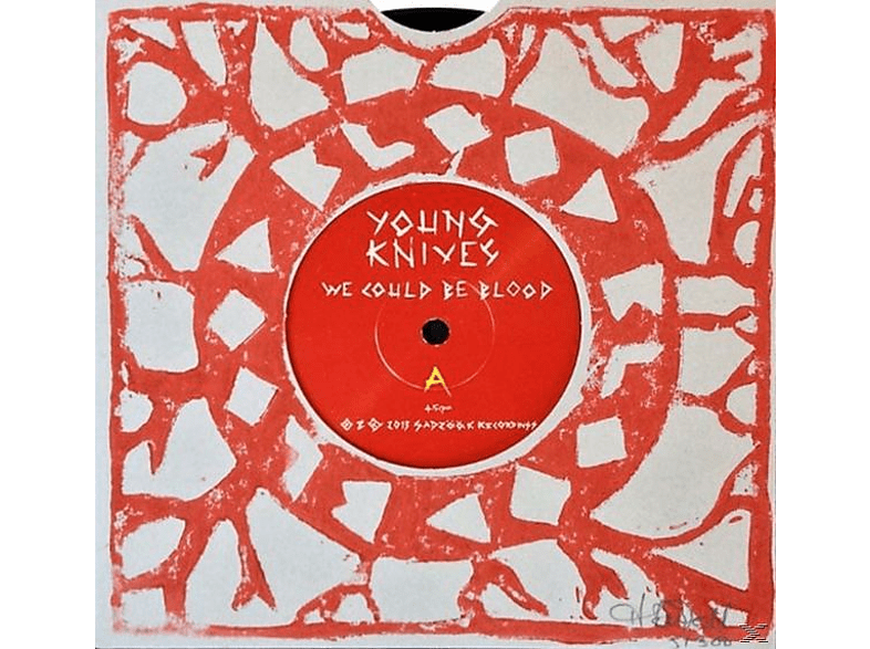The Young Knives - WE COULD BE BLOOD [Vinyl]