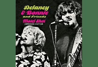 Delaney & Bonnie & Friend - Motel Shot  - (CD)