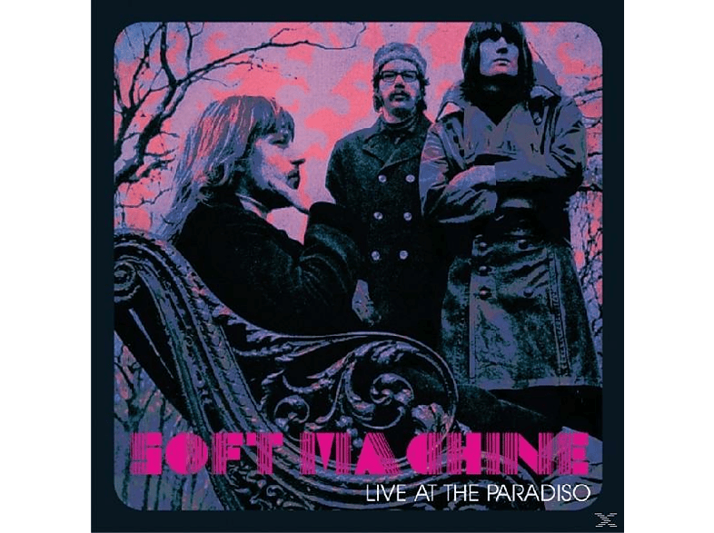 Soft Machine - Live At Paradiso [Vinyl]