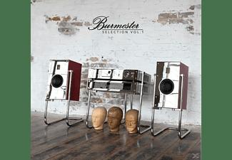 VARIOUS - Burmester Selection,Vol.1 (HQCD)  - (CD)