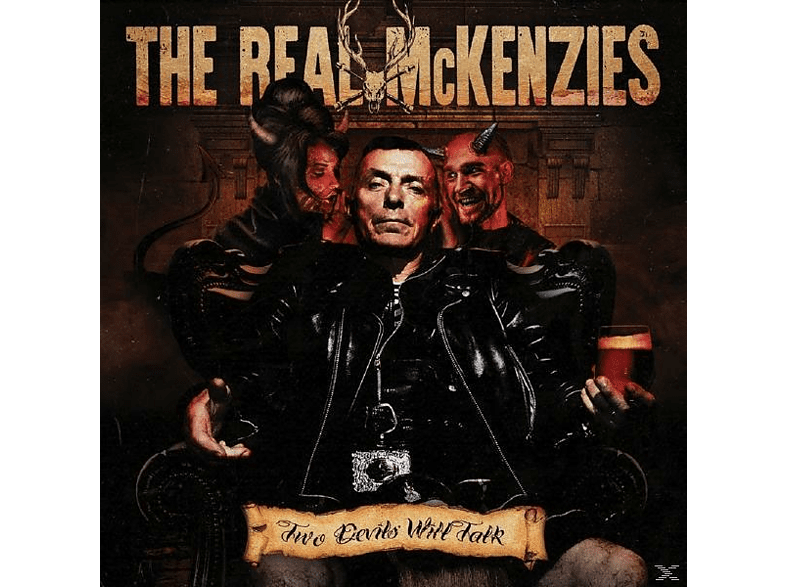 The Real Mckenzies - Two Devils Will Talk [CD]