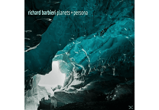 Richard Barbieri - Planets+Persona  - (CD)