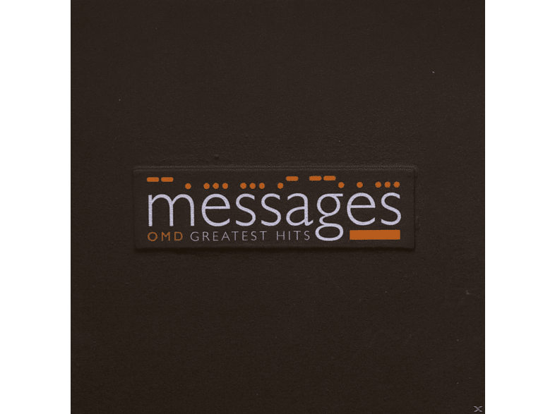 OMD - Messages: The Greatest Hits CD + DVD Video