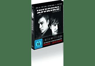 Infernal Affairs Trilogie LTD. Blu-ray
