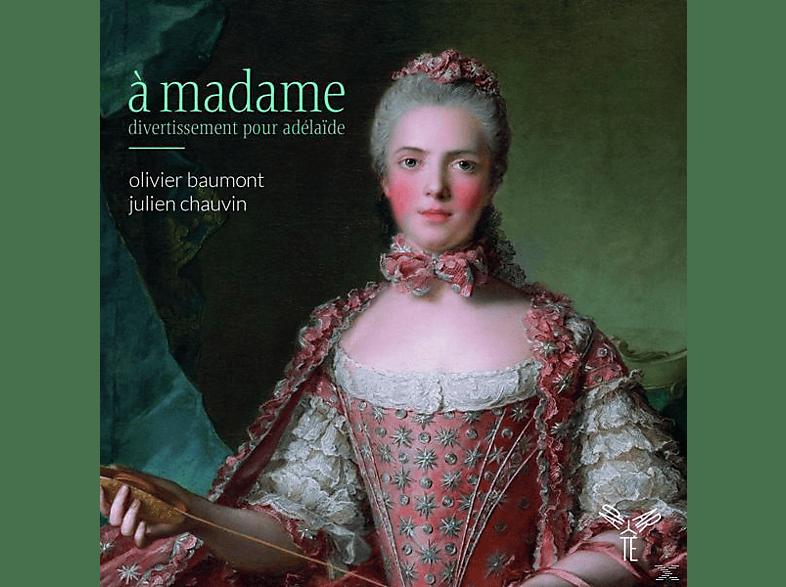 Various - A Madame [CD]