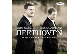"James Ehnes, Andrew Armstrong - Violinsonate 6 op.30/1/Violinsonate ""Kreutzer  - (CD)"