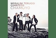 Mosalini Teruggi Cuarteto - Chamuyo [CD]