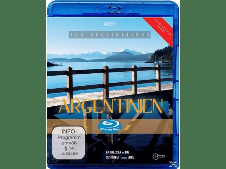 100 DESTINATIONS - ARGENTINIEN [Blu-ray]