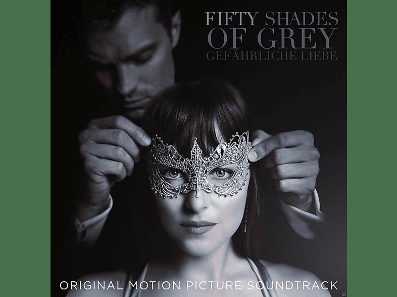 VARIOUS - Fifty Shades of Grey 2 - Gefährliche Liebe [CD]
