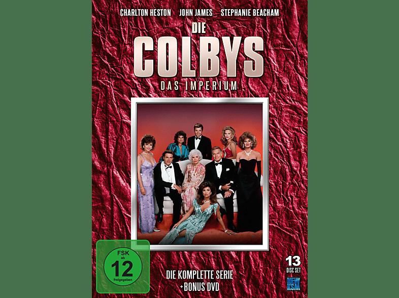 Die Colbys - Das Imperium - Gesamtedition Staffel 1+2 [DVD]