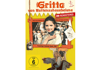 Gritta von Rattenzuhausbeiuns (HD Remastered) DVD