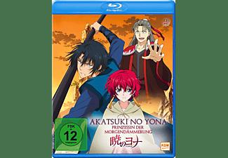 Akatsuki no Yona - Prinzessin der Morgendämmerung - Vol. 2 (Episode 6-10) Blu-ray