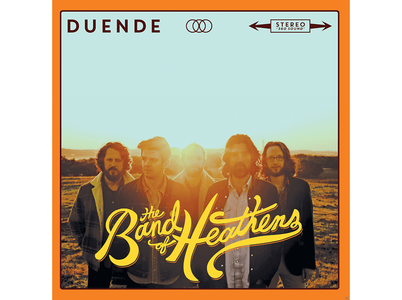 The Band Of Heathens - Duende [CD]