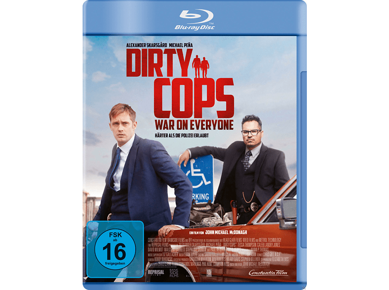 Dirty Cops - War On Everyone [Blu-ray]