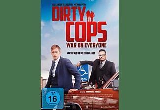 Dirty Cops - War On Everyone DVD