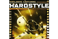 VARIOUS - Explosing Cartuning Presents: Hardstyle - The New Generation [CD]