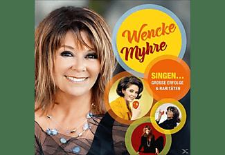 Wencke Myhre - Singen?  Große Erfolge & Raritäten  - (CD)