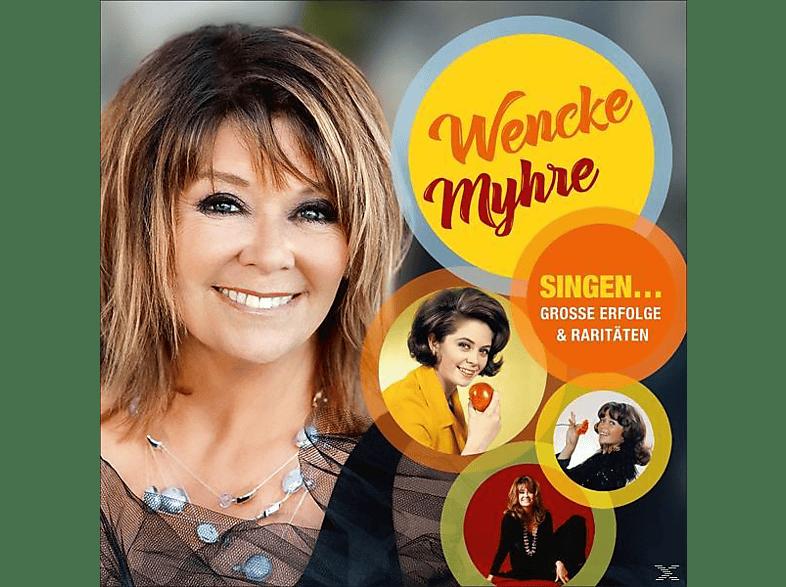 Wencke Myhre - Singen?  Große Erfolge & Raritäten [CD]