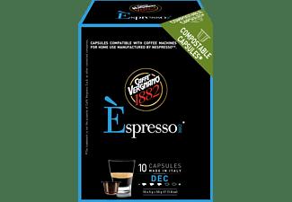 CAFFE VERGNANO 5496 Èspresso 1882 Decaf Kaffeekapseln (Nespresso)