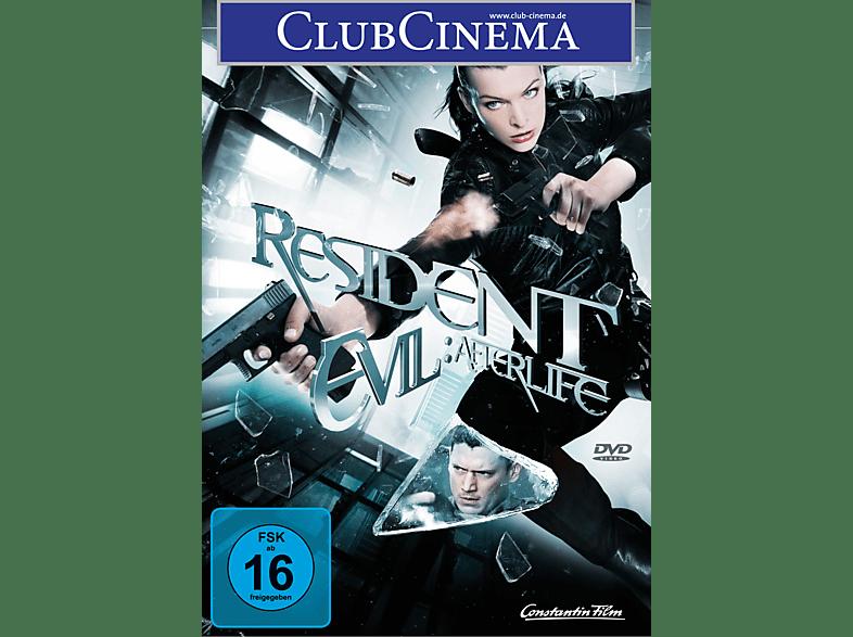 Resident Evil - Afterlife (FSK16) [DVD]