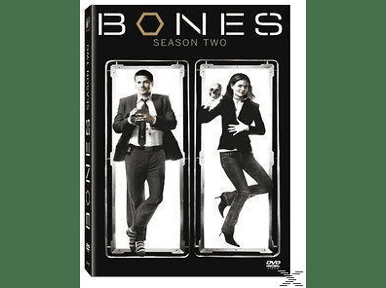 Bones - Staffel 2 [DVD]