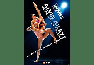 Alvin Ailey - American Dance Theater DVD