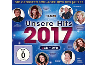 VARIOUS - Unsere Hits 2017 [CD + DVD Video]